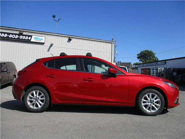 2015 Mazda Mazda3 GS (Stk: 181109) in Kingston - Image 2 of 11