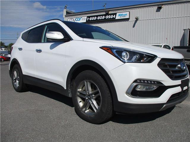 2018 Hyundai Santa Fe Sport 2.4 SE (Stk: 181128) in Kingston - Image 1 of 14