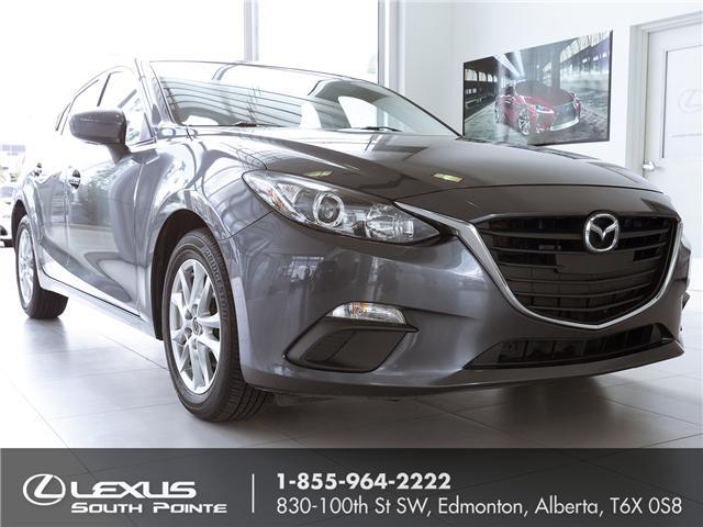 2014 Mazda Mazda3 GS-SKY (Stk: L800451B) in Edmonton - Image 1 of 17