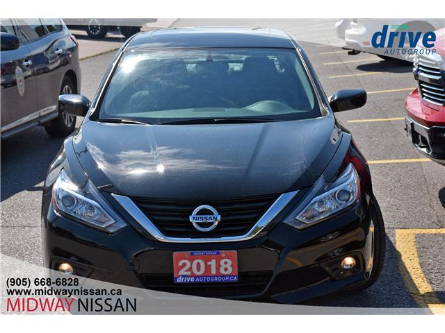 2018 Nissan Altima 2.5 SV (Stk: U1435) in Whitby - Image 2 of 28