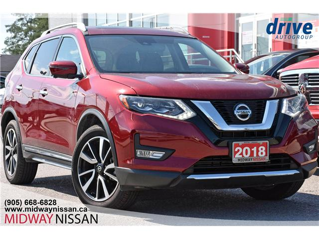 2018 Nissan Rogue SL (Stk: U1437) in Whitby - Image 1 of 28