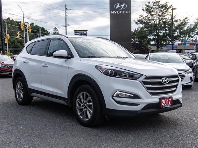 2017 Hyundai Tucson Premium (Stk: P3207) in Ottawa - Image 1 of 12
