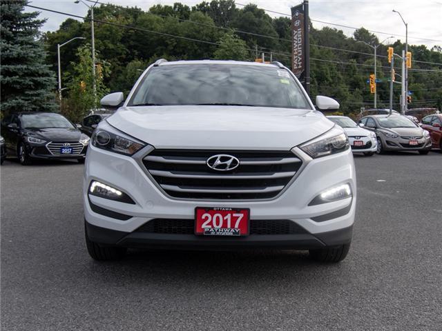 2017 Hyundai Tucson Premium (Stk: P3207) in Ottawa - Image 2 of 12