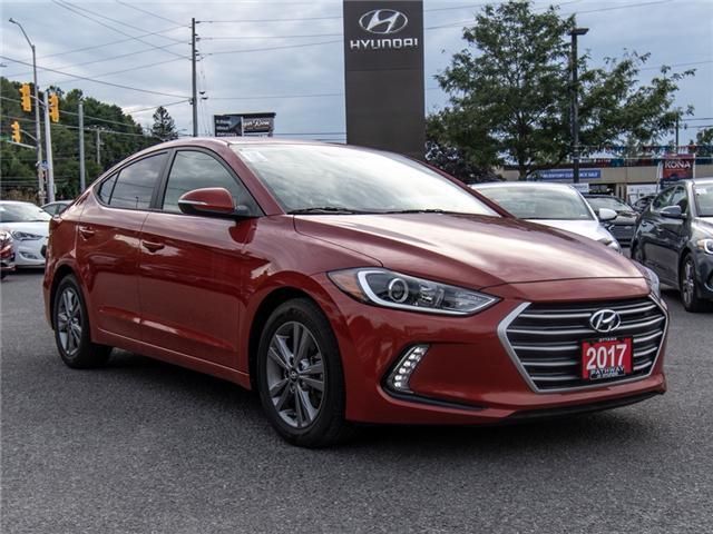 2017 Hyundai Elantra  (Stk: P3179) in Ottawa - Image 1 of 11