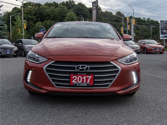2017 Hyundai Elantra  (Stk: P3179) in Ottawa - Image 2 of 11
