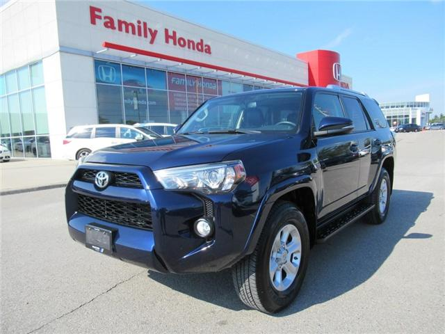2016 Toyota 4Runner SR5, with EXTRAS INCLUDED! (Stk: 8200122A) in Brampton - Image 1 of 28