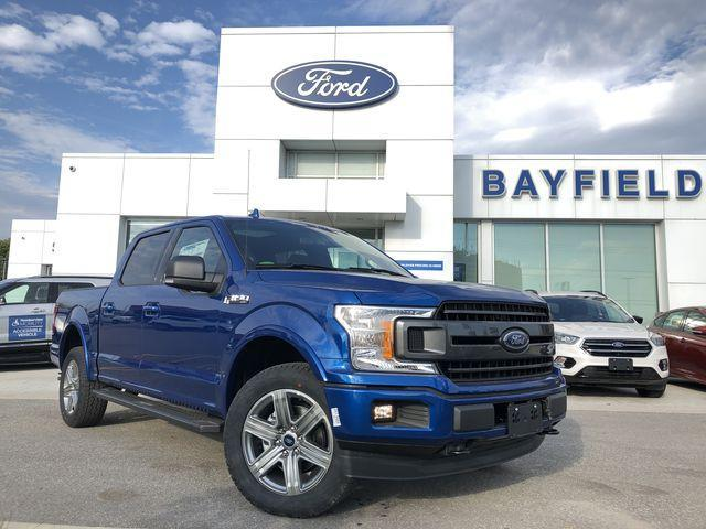 2018 Ford F-150 XLT (Stk: FP181361) in Barrie - Image 1 of 30