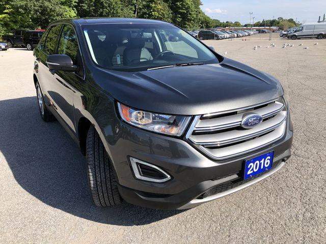 2016 Ford Edge SEL (Stk: ED181302A) in Barrie - Image 2 of 30