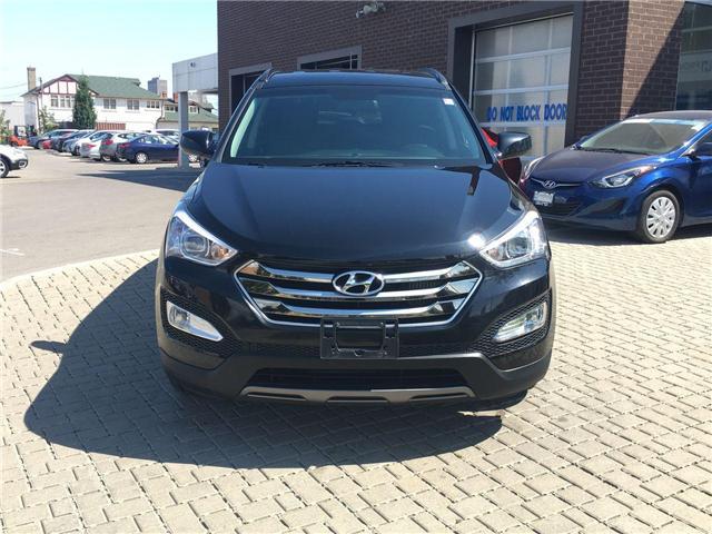 2016 Hyundai Santa Fe Sport 2.0T Premium (Stk: H3968) in Toronto - Image 2 of 28