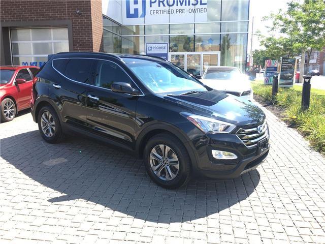 2016 Hyundai Santa Fe Sport 2.0T Premium (Stk: H3968) in Toronto - Image 12 of 28