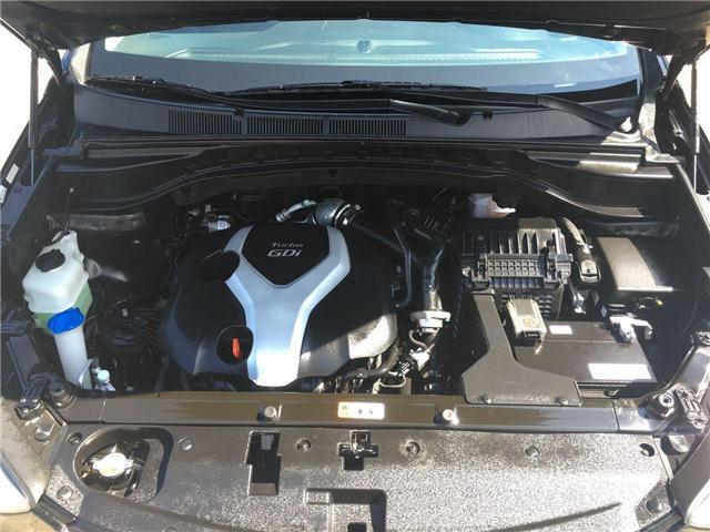 2016 Hyundai Santa Fe Sport 2.0T Premium (Stk: H3968) in Toronto - Image 16 of 28