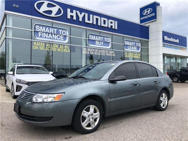 2007 Saturn ION  (Stk: SE18006A) in Woodstock - Image 1 of 22