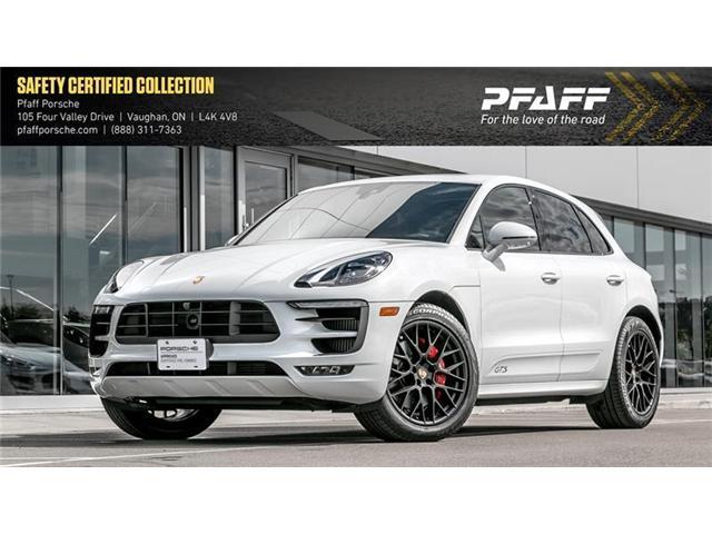 2018 Porsche Macan GTS (Stk: P12397A) in Vaughan - Image 1 of 22
