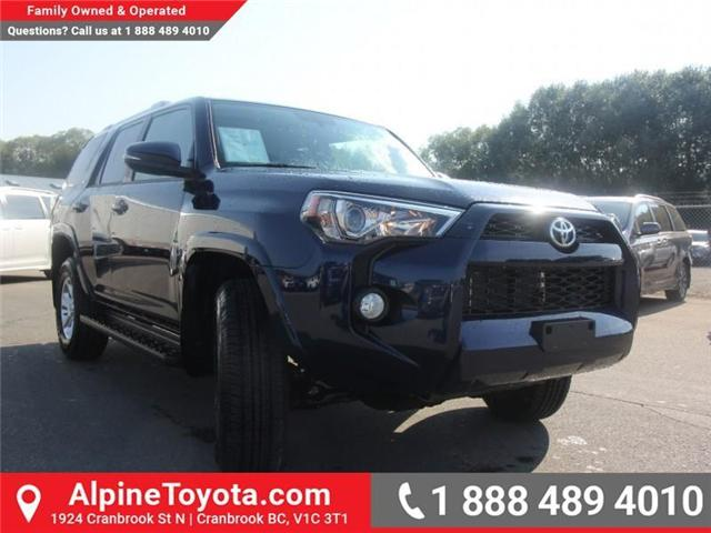 2018 Toyota 4Runner SR5 (Stk: 5606357) in Cranbrook - Image 7 of 18
