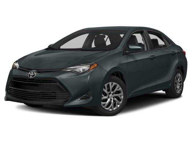 2017 Toyota Corolla LE (Stk: U8984) in Toronto, Ajax, Pickering - Image 1 of 1