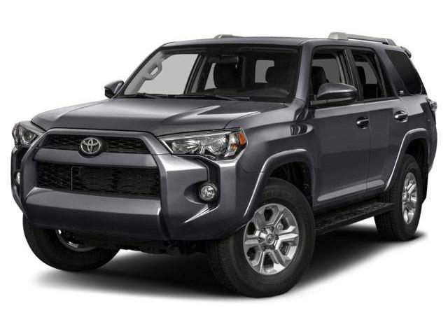 2017 Toyota 4Runner SR5 (Stk: U8989) in Toronto, Ajax, Pickering - Image 1 of 1