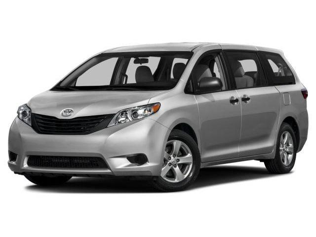 2017 Toyota Sienna  (Stk: U8991) in Toronto, Ajax, Pickering - Image 1 of 1