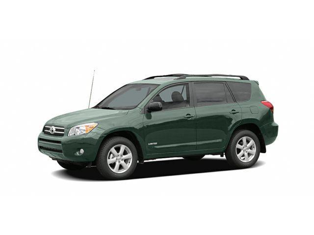2007 Toyota RAV4 Base (Stk: E7565A) in Toronto, Ajax, Pickering - Image 1 of 1