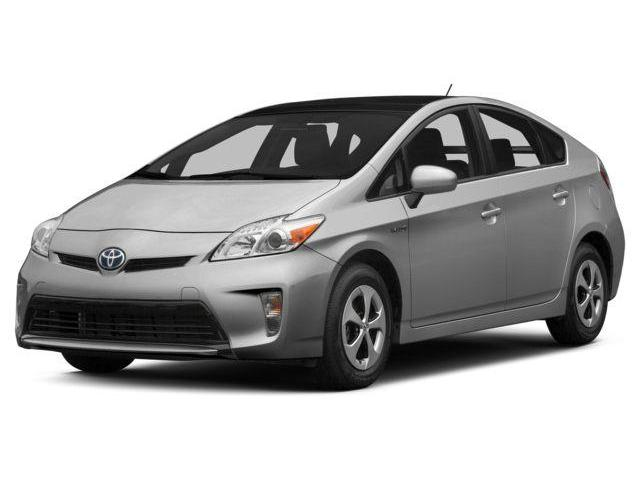 2014 Toyota Prius Base (Stk: E7616) in Toronto, Ajax, Pickering - Image 1 of 1