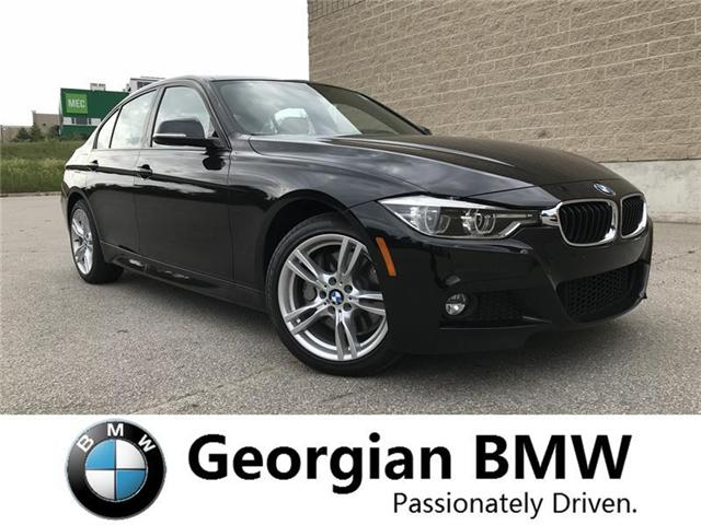 2018 BMW 330i xDrive (Stk: B18374) in Barrie - Image 1 of 19