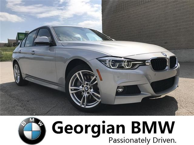 2018 BMW 330i xDrive (Stk: B18376) in Barrie - Image 1 of 20
