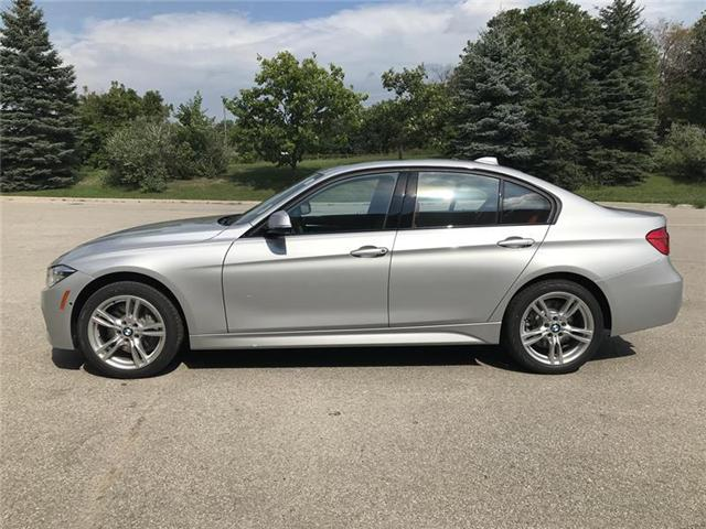 2018 BMW 330i xDrive (Stk: B18376) in Barrie - Image 2 of 20