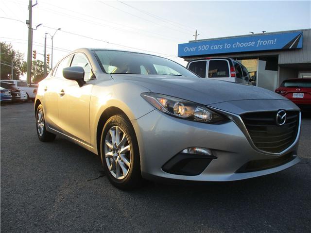 2014 Mazda Mazda3 GS-SKY (Stk: 181118) in Kingston - Image 1 of 11