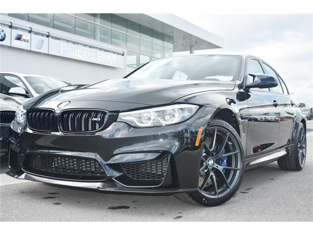 2018 BMW M3 Base (Stk: 8L00084) in Brampton - Image 1 of 19