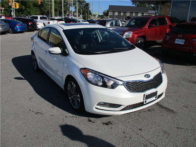 2016 Kia Forte 2.0L EX (Stk: 181099) in Kingston - Image 1 of 13