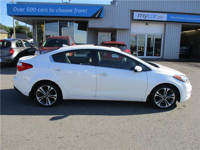 2016 Kia Forte 2.0L EX (Stk: 181099) in North Bay - Image 2 of 13