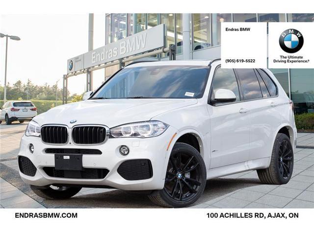 2018 BMW X5 xDrive35i (Stk: 52254) in Ajax - Image 1 of 22