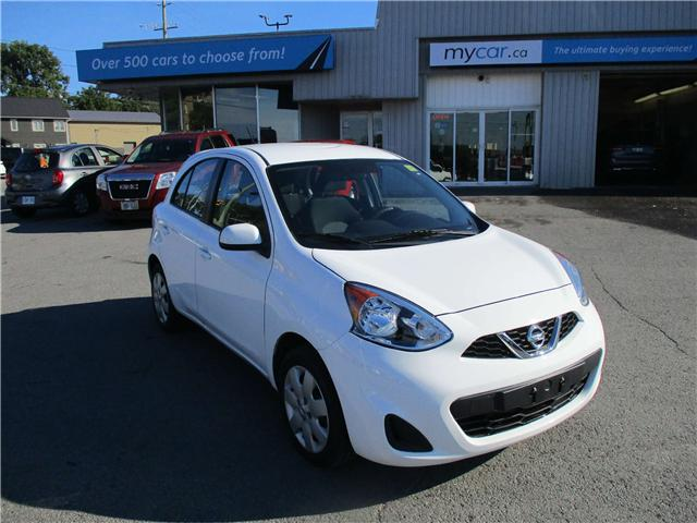 2015 Nissan Micra SV (Stk: 181158) in Kingston - Image 1 of 13