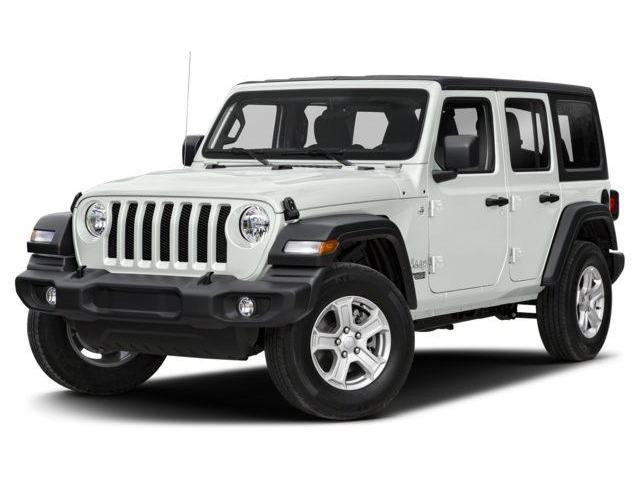 2018 Jeep Wrangler Unlimited Rubicon (Stk: J309106) in Surrey - Image 1 of 9