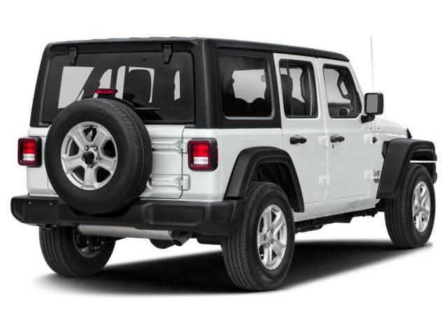 2018 Jeep Wrangler Unlimited Rubicon (Stk: J309106) in Surrey - Image 3 of 9