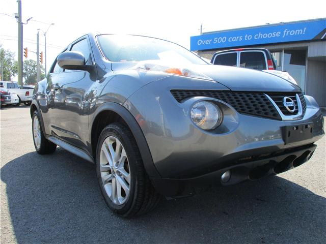 2013 Nissan Juke SL (Stk: 181196) in Kingston - Image 1 of 12