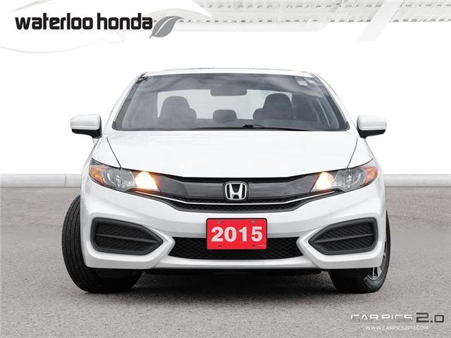 2015 Honda Civic EX (Stk: U4384) in Waterloo - Image 2 of 28