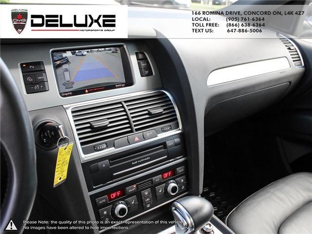 2014 Audi Q7 Tdi Progressiv Audi Q7 Tdi Navigation Quattro