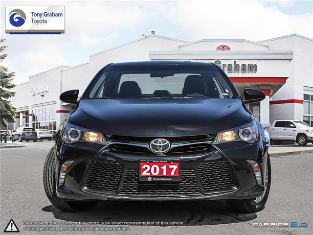 2017 Toyota Camry SE (Stk: U8997) in Ottawa - Image 2 of 27