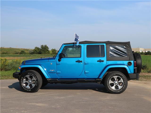 2016 Jeep Wrangler Unlimited  (Stk: 8907A) in London - Image 2 of 20