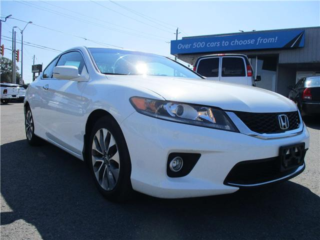2013 Honda Accord EX (Stk: 180937) in Kingston - Image 1 of 12