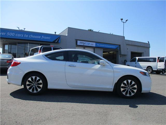 2013 Honda Accord EX (Stk: 180937) in Richmond - Image 2 of 12
