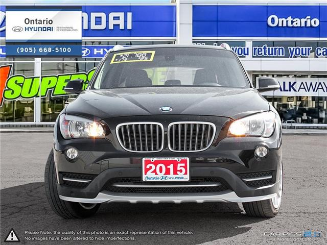 2015 BMW X1 xDrive28i / Leather (Stk: 27129K) in Whitby - Image 2 of 27