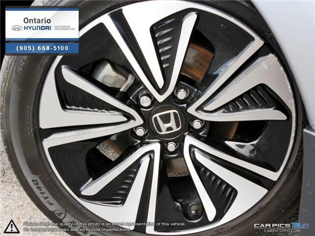 2016 Honda Civic EX-Turbo / Low Klm (Stk: 06981K) in Whitby - Image 6 of 27