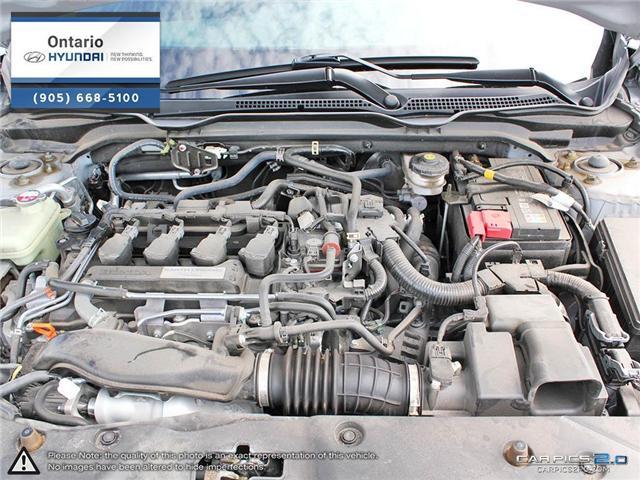 2016 Honda Civic EX-Turbo / Low Klm (Stk: 06981K) in Whitby - Image 8 of 27