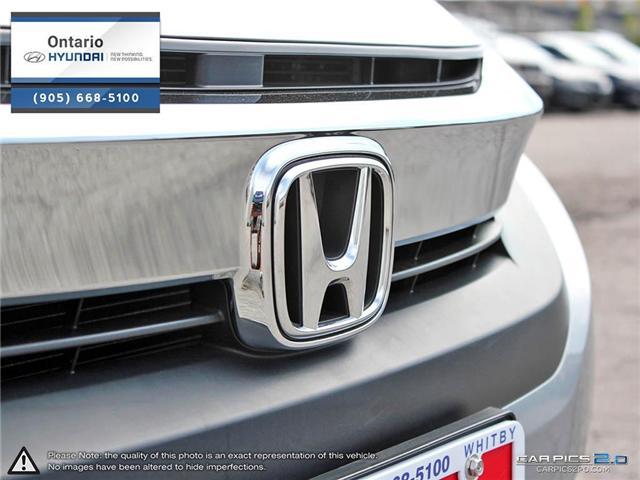 2016 Honda Civic EX-Turbo / Low Klm (Stk: 06981K) in Whitby - Image 9 of 27