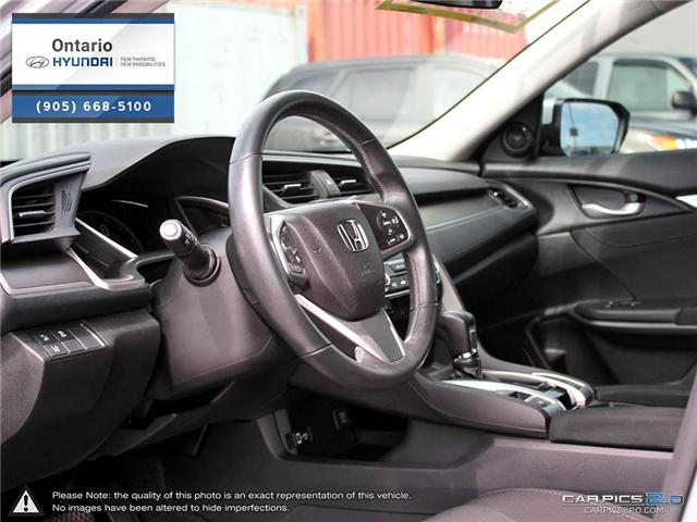 2016 Honda Civic EX-Turbo / Low Klm (Stk: 06981K) in Whitby - Image 13 of 27