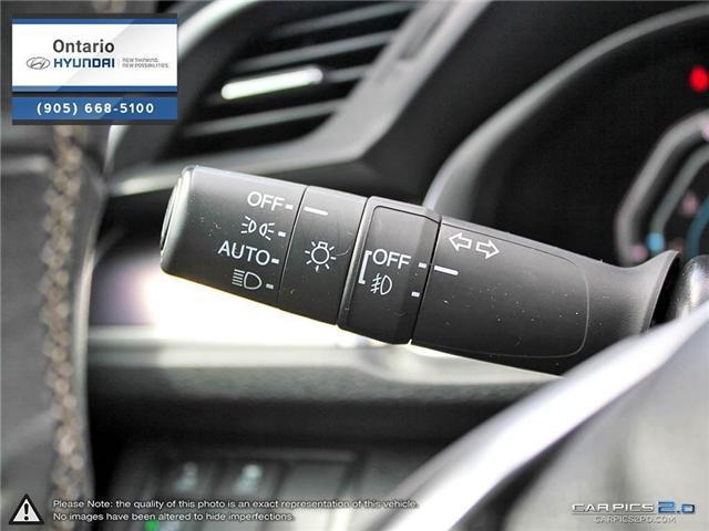 2016 Honda Civic EX-Turbo / Low Klm (Stk: 06981K) in Whitby - Image 16 of 27