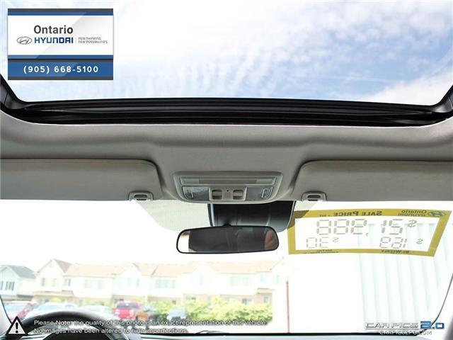 2016 Honda Civic EX-Turbo / Low Klm (Stk: 06981K) in Whitby - Image 20 of 27