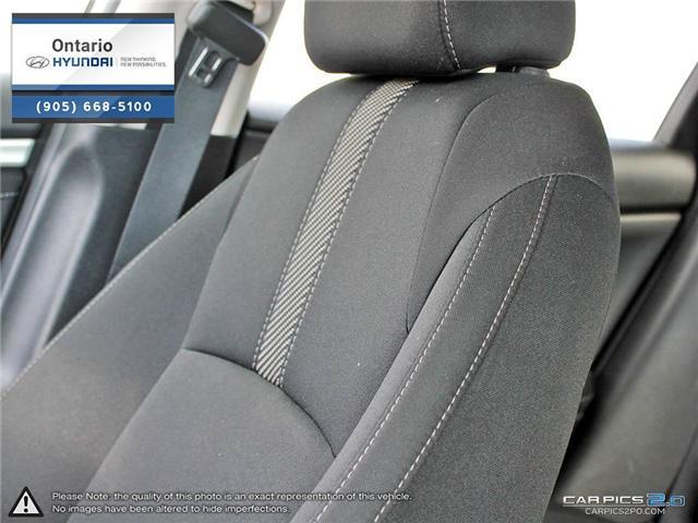 2016 Honda Civic EX-Turbo / Low Klm (Stk: 06981K) in Whitby - Image 25 of 27
