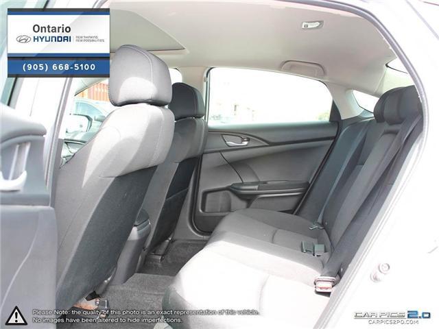 2016 Honda Civic EX-Turbo / Low Klm (Stk: 06981K) in Whitby - Image 26 of 27
